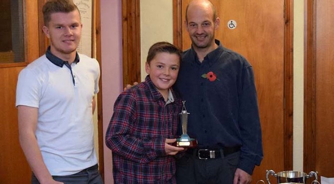 Pictures from Presentation Night